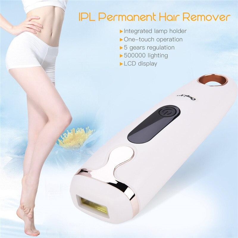 Laser Hair Removal Machine Epilator Women IPL Hair Removal Device For Body Bikini Leg Face depilador