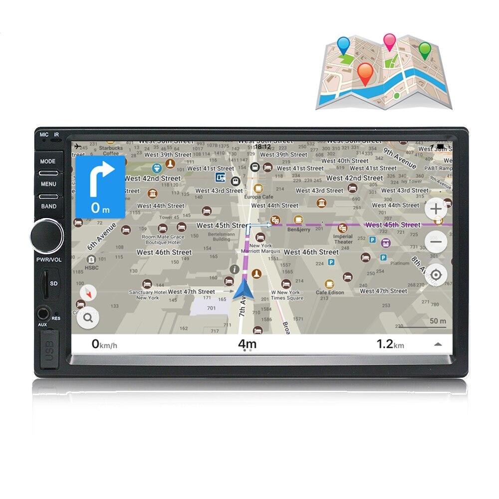 Car GPS Navigation 2 Din Android Online s