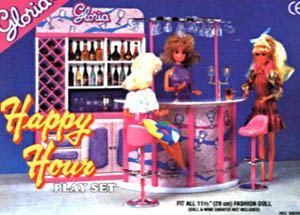 Принцесса чехол для куклы барби мебельная фурнитура лаундж-бар девочка подарочный комплект