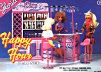 Princess per barbie Barbie doll accessori mobili lounge bar ragazza Regalo Set