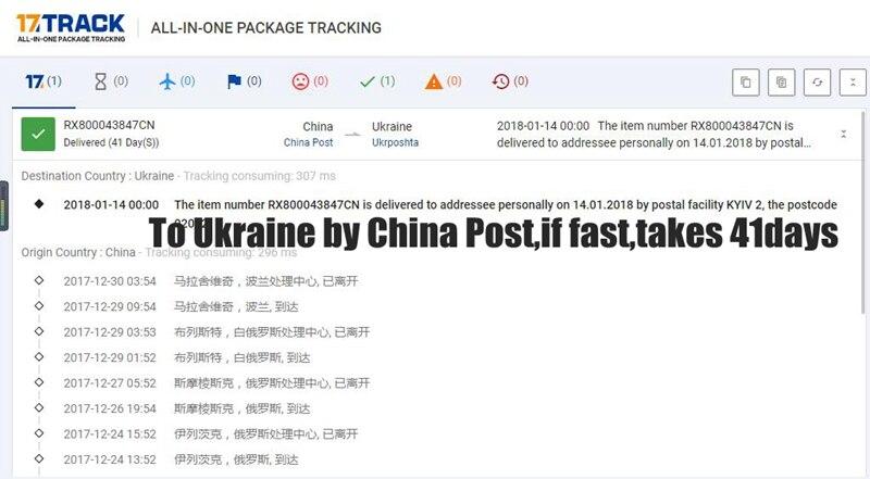 postnl post tracking