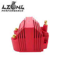 LZONE - Universal Blaster Ss 12V High Output External Male E-Core Ignition Coil JR-EIC11