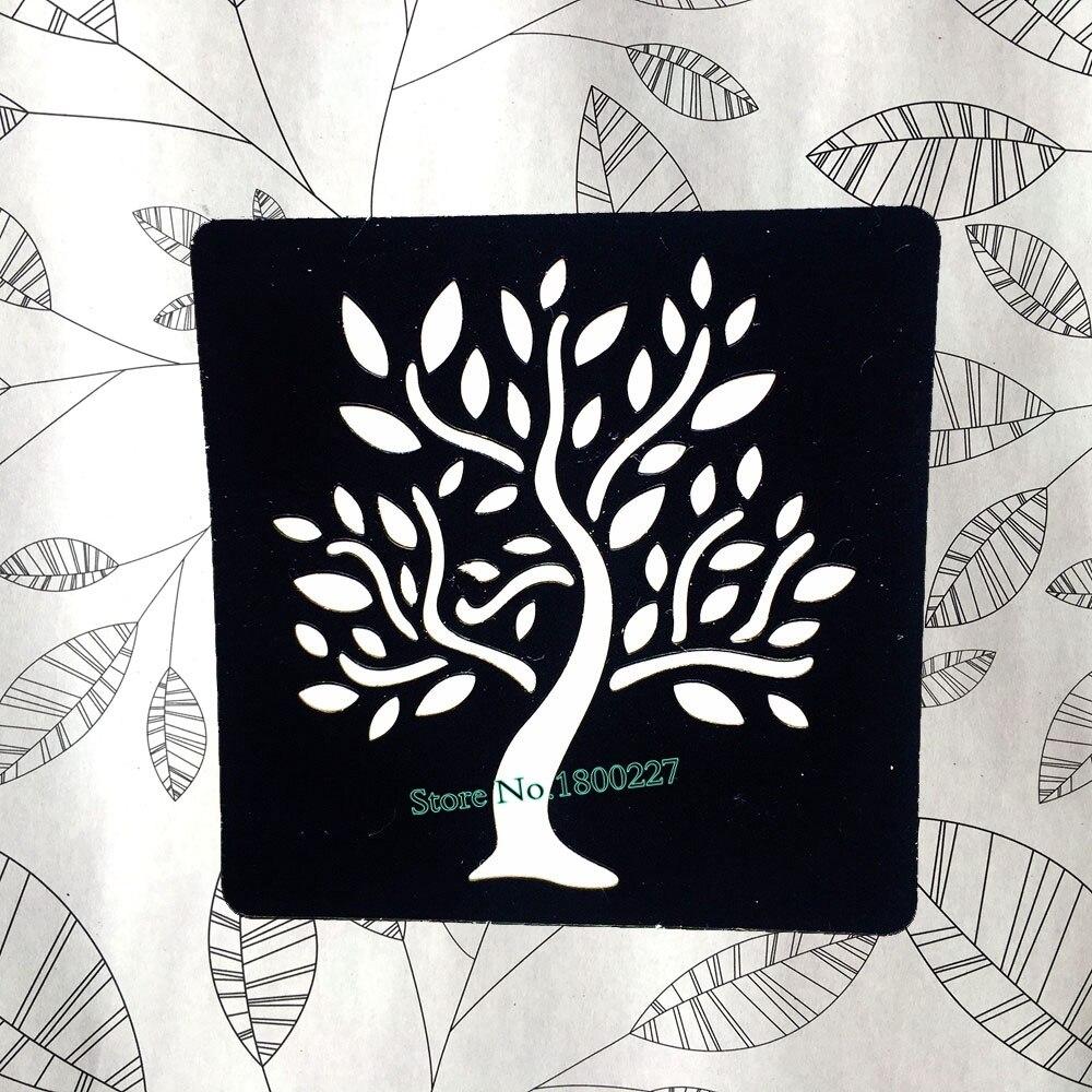 Us 063 Hinduska Henna Liść życie Drzewo Tatuaż Szablony Kobiety Stopy Ciała Arm Art Mehndi Tatuaż Szablon Szablony Do Aerografu Malarstwo Remis W