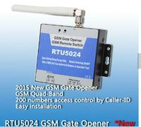 Electric Automatic Operate Remote Control Garage Door RTU 5024 Home Alarm System
