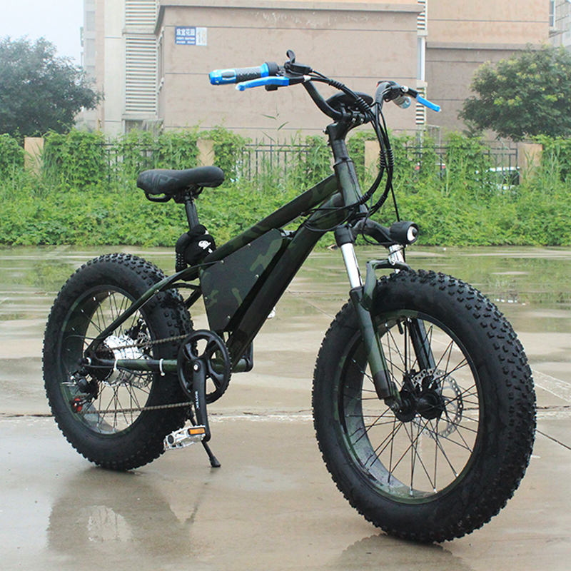 Buy Electric Bicycle 20 Inch Lithium Snowmobile
