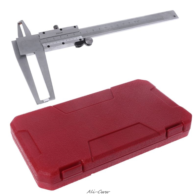 Inside Groove Vernier Caliper 9 150mm 0 02 Stainless Steel Inner Calipers 2 Claw