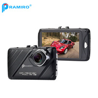 Car DVR Camera FHD 1080P 3 Dash Cams 170 Degree Novatek 96658 Chipset Video Recording T658