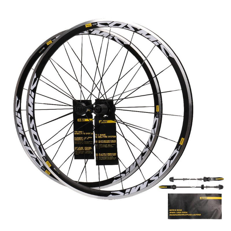 2018 High Quality HOT sale 700C Alloy V Brake Wheels bmx Road Bicycle Wheel Aluminium Road Wheelset Bicycle Wheels 26 bicycle wheel v brake road bike bearings wheelset 700c wheels 0902