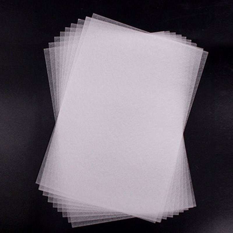 10 Sheet 0.3mm Shrink Plastic Sheet | Semi Transparent Shrinking Plastic Film | Shrinkable Plastic Sheet DIY Craft Material