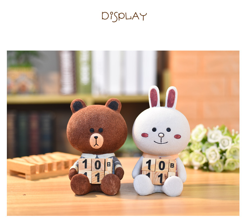 Bear Rabbit Money Box (22)