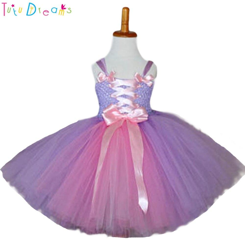 Cinderella Inspired Tutu Dress  Size 6 to 8 yrs.