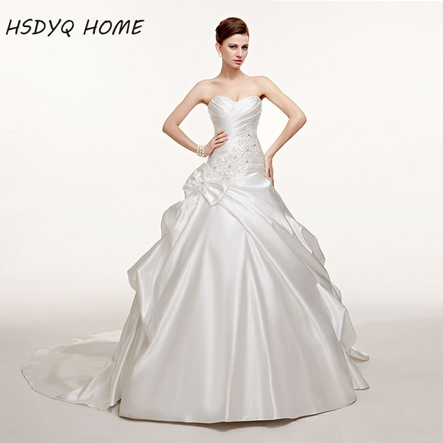 Aliexpress Buy Ready To Shop Ball Gown Wedding Dresses