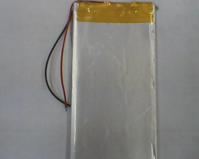 New Hot 383969 battery MID 3.7V <font><b>404070</b></font> flat MP5 Polymer Li-ion Cell Large Capacity Batteries image