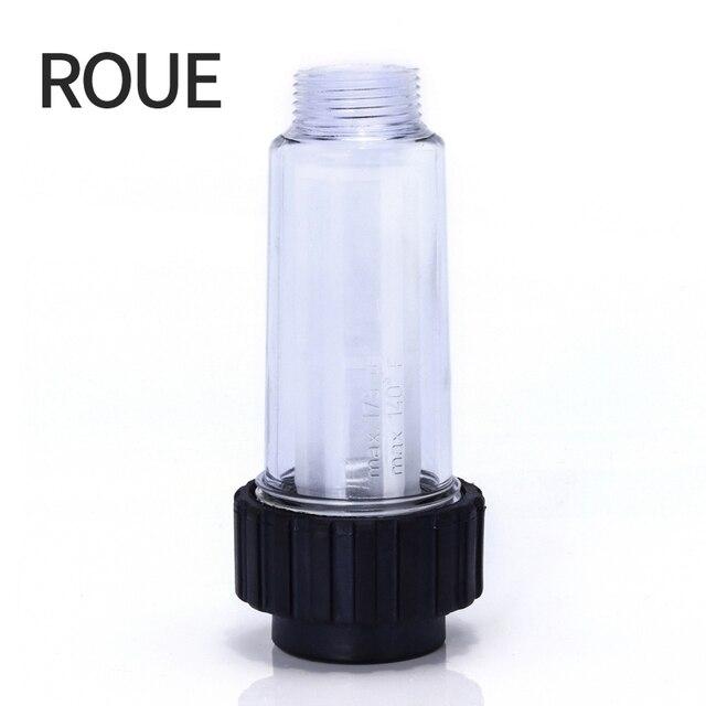 """ROUE Einlass Wasser Filter G 3/4 """"Fitting Medium (mg 032) kompatibel Mit Alle Karcher K2 K7 Serie Druck Scheiben"""