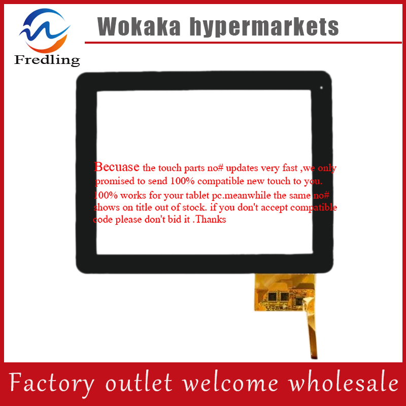 New 9.7 Touch Screen Panel PRIMUX Tech CICLON 9.7 Tablet Replacement Digitizer Glass Sensor Parts Free Shipping 7 for dexp ursus s170 tablet touch screen digitizer glass sensor panel replacement free shipping black w
