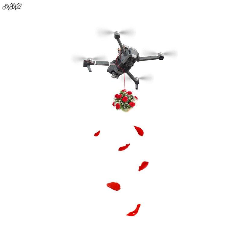 Commande à distance parabolique de dispositif de commutateur Servo de goutte d'air pour des accessoires de drone de DJI mavic pro