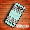 Capa Aztec Hakuna Matata Cool Design Case For Samsung Galaxy S7 S6 S5 S4 S3 Edge