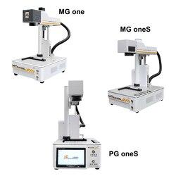 Volledig automatisch 20W Laser Snijmachine Back Cover Scheiden Machine voor iPhone 8-iPhone 11 Pro Max
