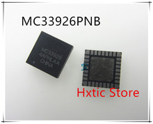 NEW 10PCS/LOT MC33926 MC33926PNBR2 MC33926PNB QFN32 IC