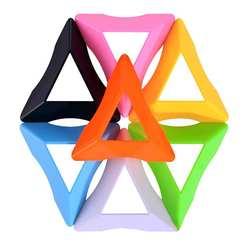 Световой База стент для Кубик-антистресс Fun Стресс облегчение тревоги стресс-детские игрушки AR Игрушки Челнока y804