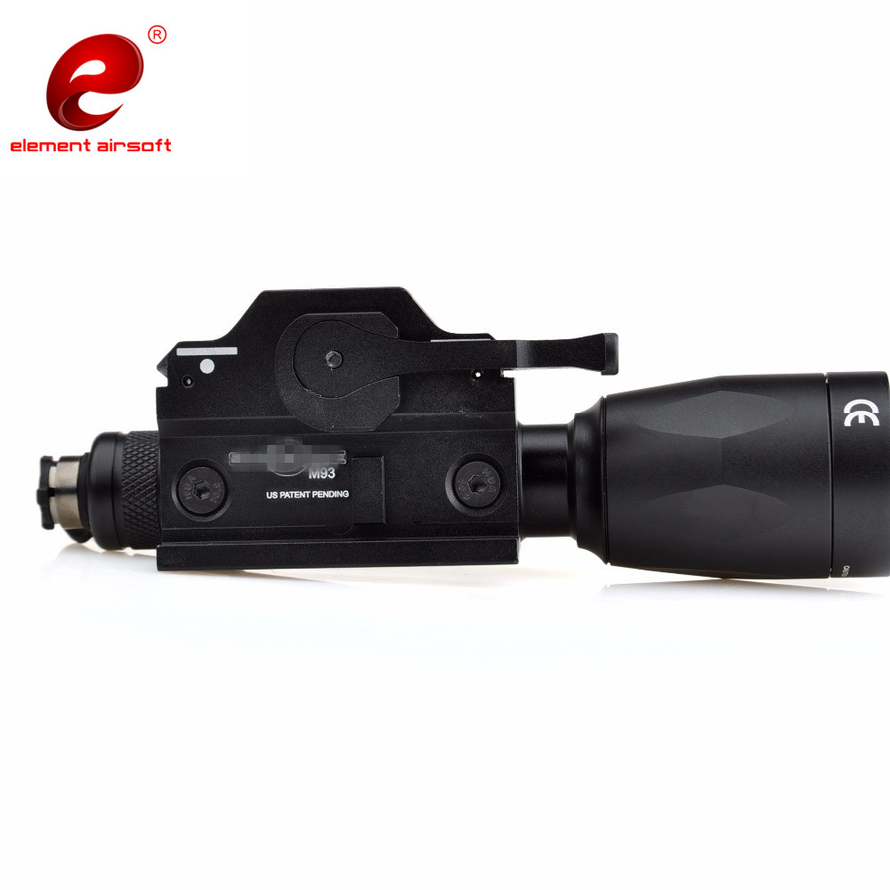 Image 3 - Airsoft Element Softair SF M620P Scout Light LED Surefir Weapon light Night Evolution Weapon Flashlight handheld Spotlight EX363-in Weapon Lights from Sports & Entertainment