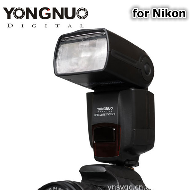 Yongnuo YN-565EX Wireless TTL Flash Speedlite YN565EX N i-TTL For Nikon D60 D7000 D5100 D3200 D3000 D3100 D90 D80 D300 D200 DSLR kf590ex n i ttl high speed light flash professional speedlite for nikon d7100 d7000 d5200 d5100 d5000 d3000 d3100 d300 dslr page 6