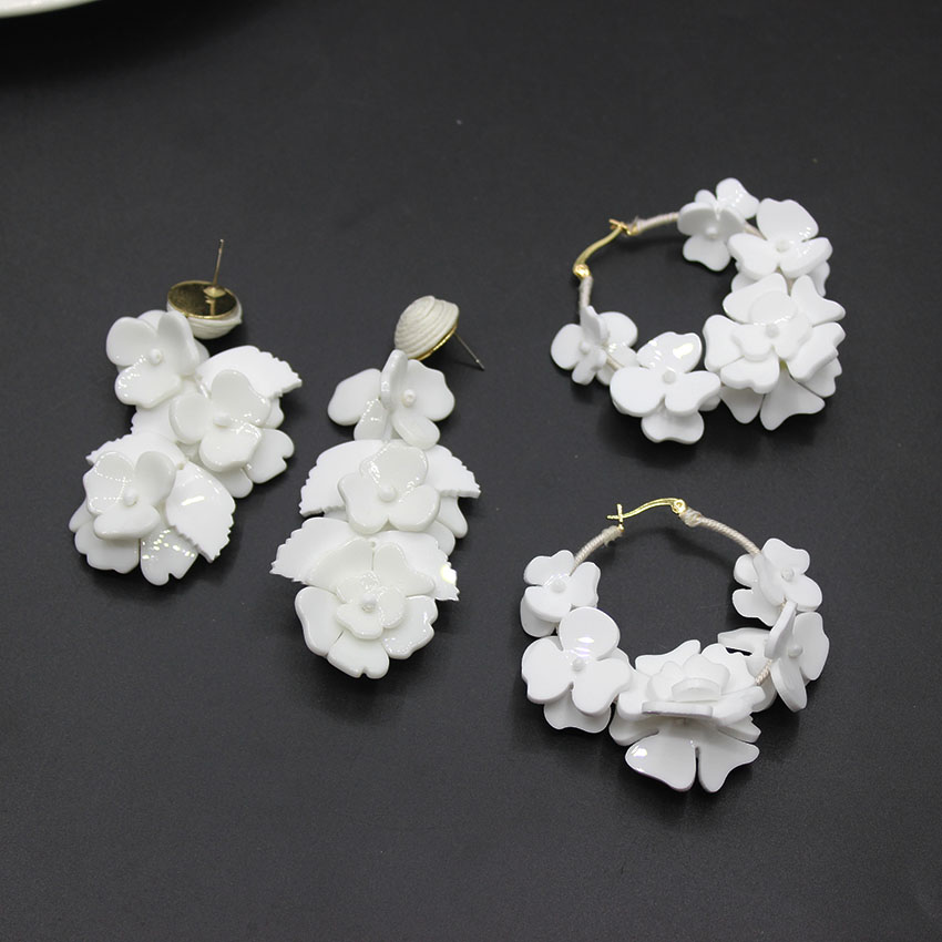 Luxurious Dance Party Cocktail Earrings
