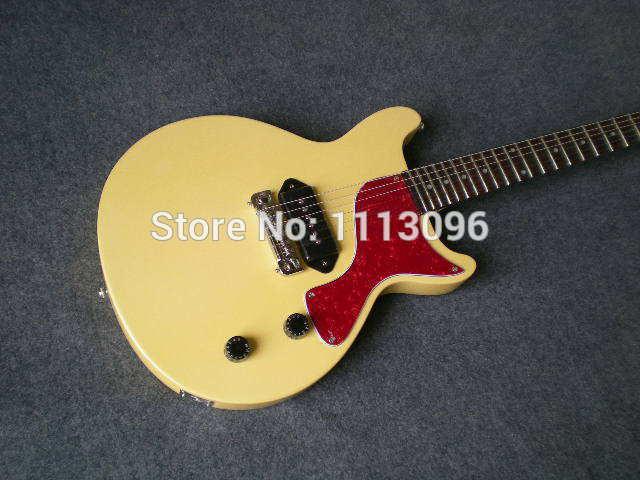 все цены на  free shipping electric guitar/lp studio/slash/standard light yellow color electric guitar/guitar in china  онлайн