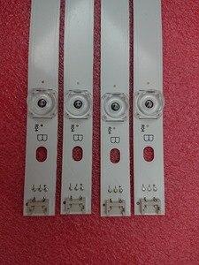 Image 5 - 新 5 セット = 40 個 LED ストリップの交換 lg LC420DUE 42LB3910 イノテック YPNL DRT 3.0 42 インチ AB 6916L 1710A 1710B 1956E 1957A 1956B