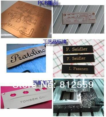 Aukšto efektyvumo metalo ženklų gamybos staklės, frezuojančios - Medienos apdirbimo įranga - Nuotrauka 5