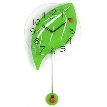 2017 new arrival Wooden Quartz Wall clocks fashion watches 3d real big wall clock Large Clocks Decorative Clock Home Decor 1 pc