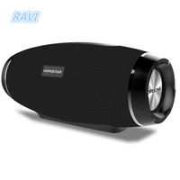 Outdoor Waterproof Portable Speaker Wireless Bluetooth Speaker Football Card Subwoofer Stereo MP3 Player Support TF+FM Radio