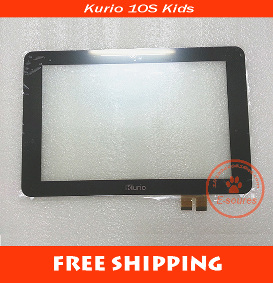 New 10.1 inch Kurio 10S Kids Tablet 20130923c touch screen panel Digitizer Glass Sensor Replacement 20130427A FreeShipping