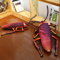 Hanhanho 100 см забавные Творческий Плюшевые игрушки Моделирование таракан плюша Животные мягкие игрушки для подарок на день рождения