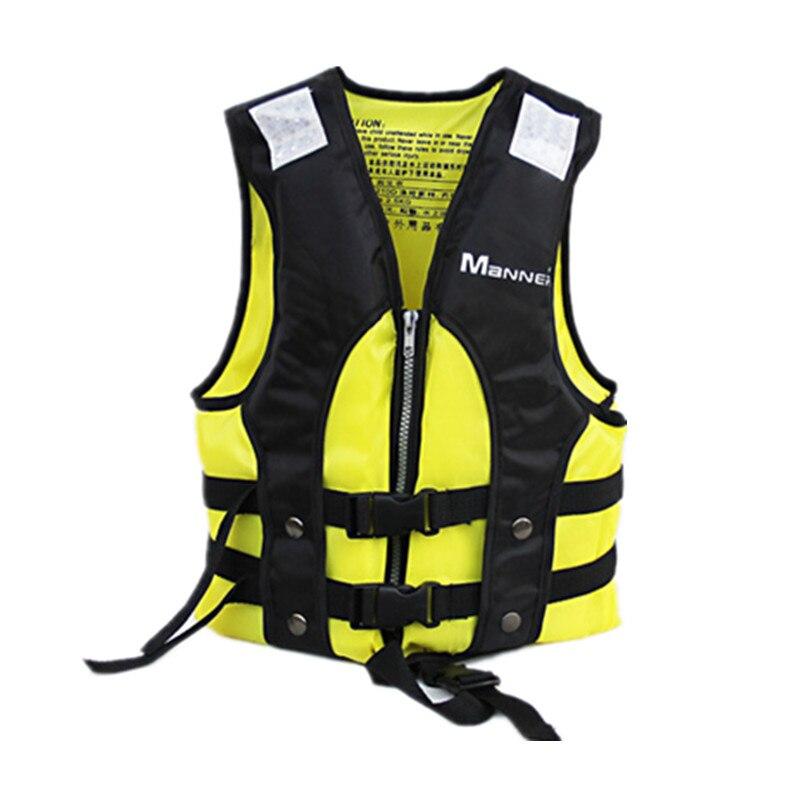 Water Sport Children's Life Jacket Ooutdoor Floating Buoyancy Jacket Swimsuit Vest Swimming Surfing Life Clothes