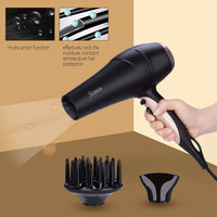 2200W Professional Hair Dryer Blow High Power Hydra Anion Electric Thermostatic Hot&Cool Hairdryer styling Tool lock moisture 34