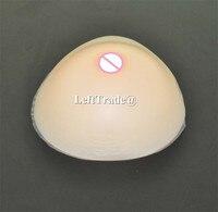 Seulement one piece mastectomie faux prothèse mammaire en silicone réel souple seins formes 34A 36A gauche et côté droit sont la même