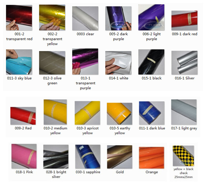Chinese Oracover Monokote Ultracote Covering Film For Radio Control Airplane 60cm*100cm Multi-colors To Pick