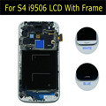 100% Tested For Galaxy S4 i9506 i9515 LCD Display Screen With Touch Digitizer + Frame+ Assembly I9506 LCD