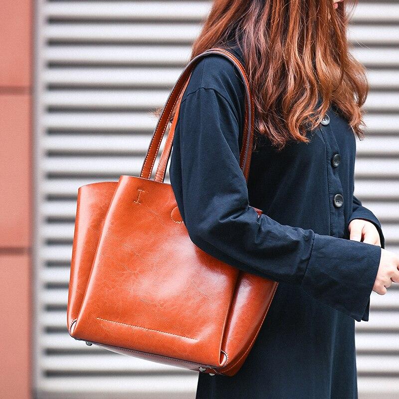 Sacs Main De Sac Noir Peau Pour Vache Femme Femmes Bandoulière 100 Luxe bleu Véritable À Cuir bourgogne En café Nouveauté 2019 marron 0t5wq6t