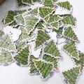 50 шт. Рождественское дерево Швейные Кнопки для скрапбукинга Ремесло дробит WB561 - фото