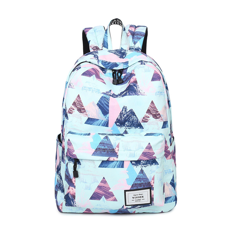 JCPAL Casual Women Backpack School Backpacks Bags Bookbag for Teenagers Girls Laptop Backbag Travel Daypack Mochila Feminina