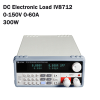 IV8712 DC Electronic Load for Production Lines Battery Switching and Linear Power Supply Test Polarity Protection