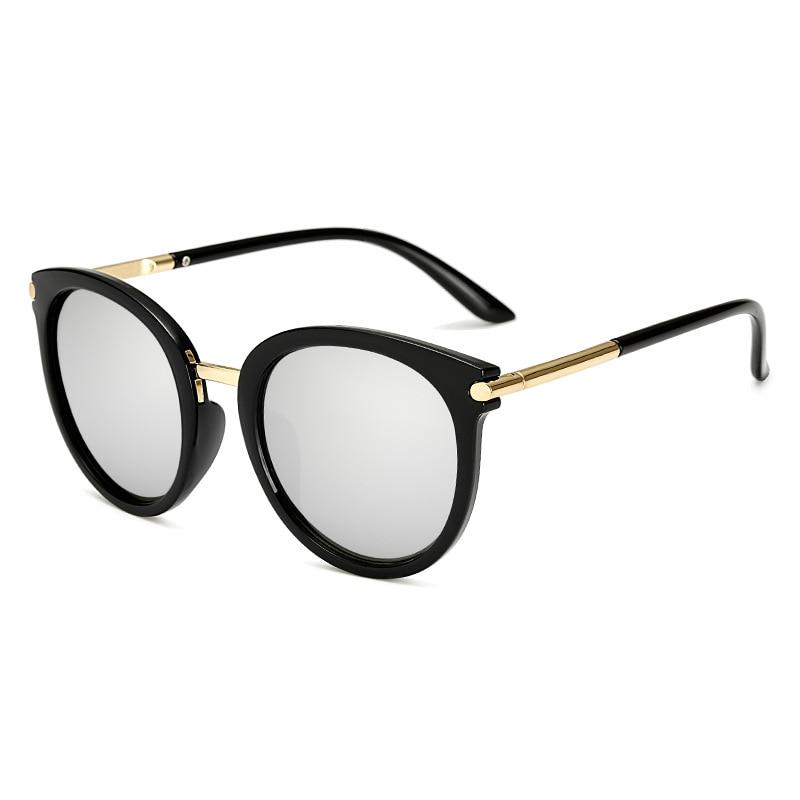 2019 New Women Fashion Classic Sunglasses Oval Sunglasses Driving Mirrors vintage Oculos De Sol UV400 in Women 39 s Sunglasses from Apparel Accessories