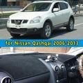 Приборной панели автомобиля охватывает Инструмент аксессуары наклейка для nissan Qashqai j10 2006 2008 2009 2011 2013 2012 RHD