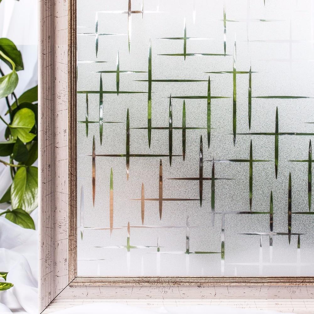 CottonColors vízálló ablakfóliák Adatvédelem nem ragasztóval - Lakberendezés