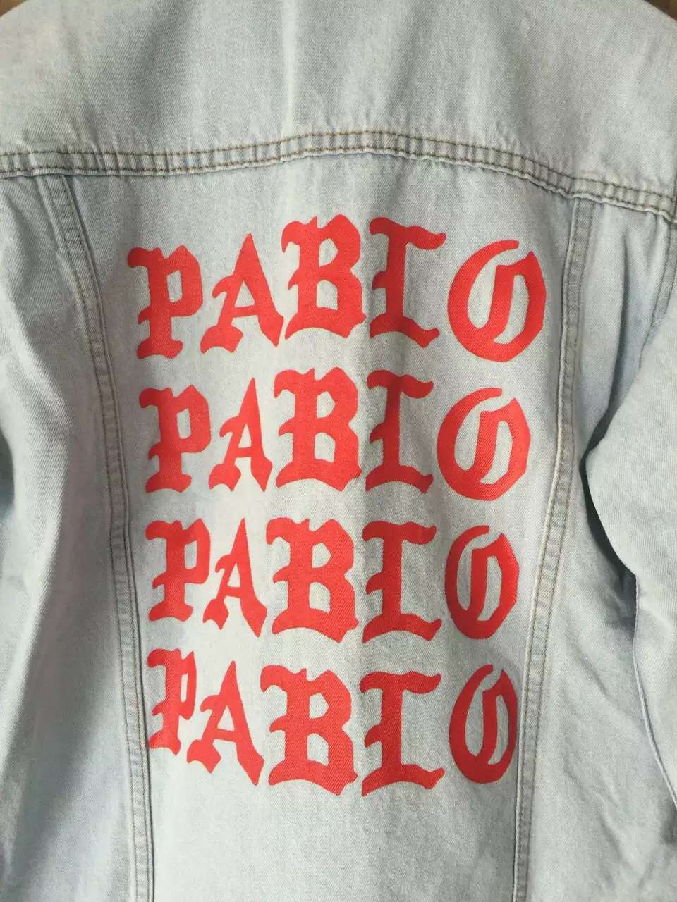 HTB1j S4NXXXXXcbXVXXq6xXFXXXI - I Feel Like Pablo Denim Jacket Season 3 Kanye West Pablo Jeans Jacket PTC 03