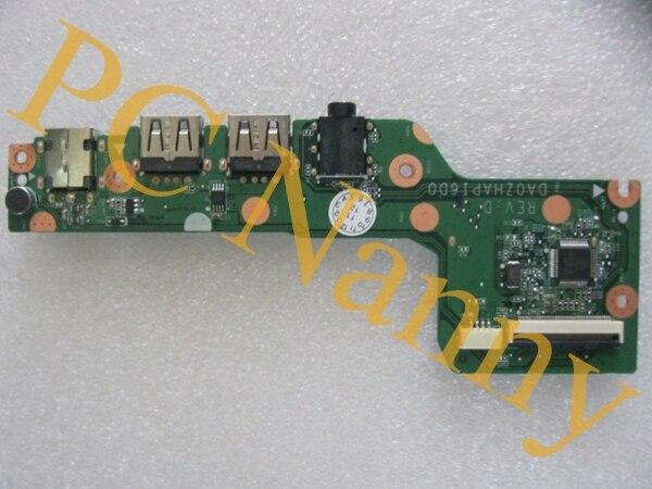 DA0ZHAPI6D0 for acer v5-121 usb board audio board dc jack power board