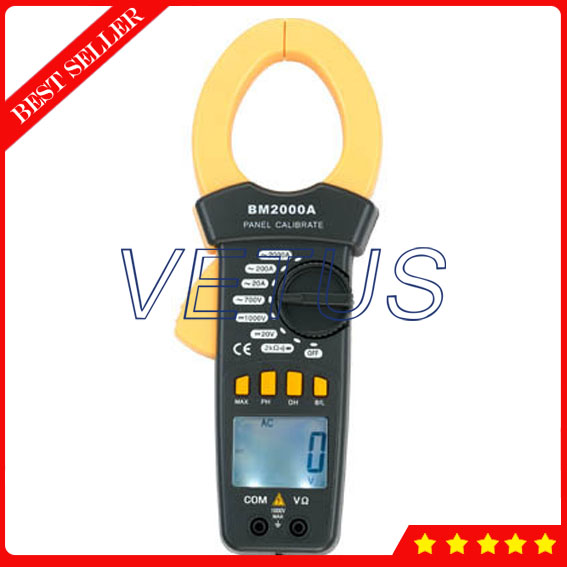 BM2000A Digital Clamp Multimeter Meter with high precision