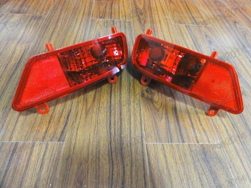 2ks LH a RH zadní mlhová světla Zadní mlhová světla pro PEUGEOT - Autosvětla